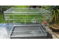 Dog cage/Pet cage For Sale......SOLD