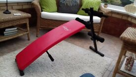 Sit up bench - like new, never used £12 for sale