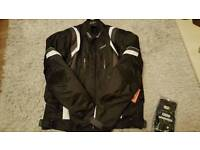 Motorcycle jacket xxl new with tags
