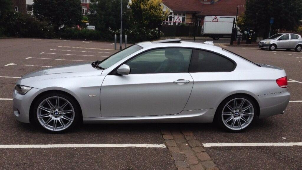 BMW I M SPORT HIGHLINE SILVER In SouthendonSea Essex - Bmw 320i m sport