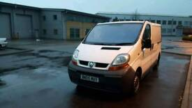 Renault Traffic SWB 1.9CDTI 2005