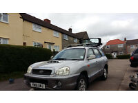Hyundai SANTA FE in Good Running Condition