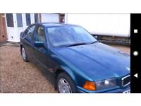 Bmw 318i mot Nov 2018