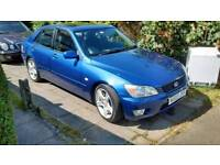 Lexus is200 manual MOT Oct 18
