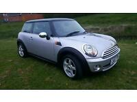 **MINI COOPER 2007 FSH LONG MOT LOW MILEAGE ***
