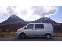 Volkswagen Transporter (T5) campervan low mileage