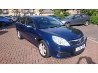2009 Vauxhall Vectra 1.8 i VVT Exclusiv 5dr, Lovely Car With Low Mileage, Drive Like New