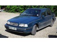 Volvo 440 1995 M reg 1.6 fuel injection car. 11 mths MOT.