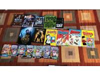 Huge Joblot of Books/comics
