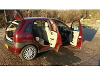2003 Vauxhall Corsa AUTOMATIC MOT starts and drives perfectly