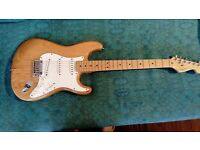 Fender Stratocaster American Standard - natural wood for sale