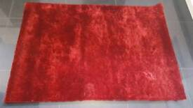 Red rug 160× 110