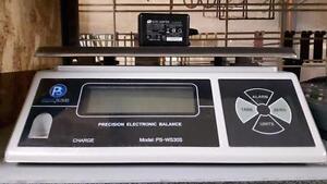 Balance électronique de précision