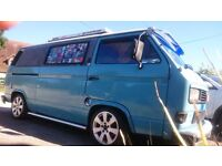 The best VW T25 CAMPER ON GUMTREE!!!!!t4 t5 t2