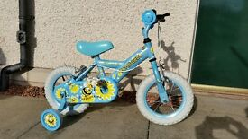 """Apollo Honey Bee 12"""" girls' bike"""