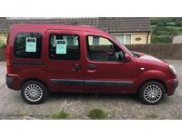 Well maintained, reliable kangoo. Ideal for microcamper conversion.