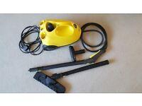 Used Karcher SC1 020 Steam Cleaner.