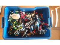 LEGO Bionicle bulk ~5kg