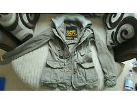 Superdry XS Khaki Jacket