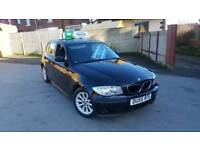 2006 55 BMW 1 SERIES 116I SE 5 DOOR HATCHBACK