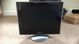 Sony LCD monitor