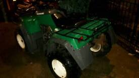 Kawasaki klf 400 spares or easy repair