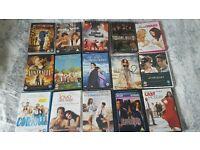 Dvd selection, 15 for £15