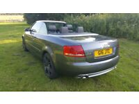 Audi A4 S-Line Final Edition Convertible, 2009, Semi-Auto, 1968 (cc), 2 doors