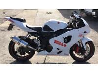 05 GSXR px/swap bike,van small diesal