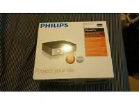 Phillips pocket projector