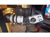 Canon XL2 Professional Video Camera