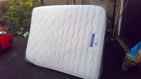 Silentnight Pocket Essentials Kingsize mattress (RRP £300)