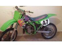 kx125 1991