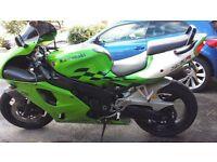 Kawasaki ZX7R 1997.