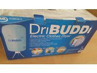 Dri buddy - Brand new. Box slighty worn but never used.