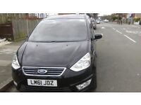 Ford Galaxy 7 seater, PCO available exp. 11/2018