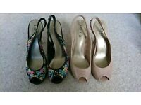 Ladies shoes size 5 ½ M&S Limited Collection
