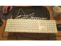 Apple keyboard keys