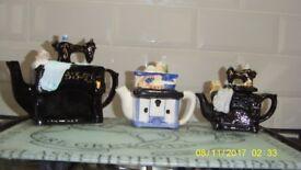 Novelty Tea Pots