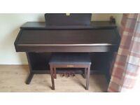 Yamaha digital piano. Clavinova CVP 301