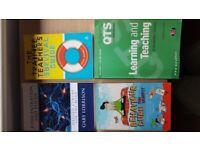 Teaching books PGCE books