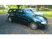Mazda 323F 85k 2001 1.5 petrol