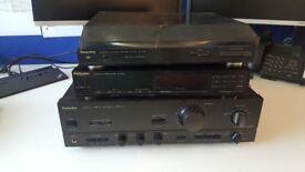 Technics audio system