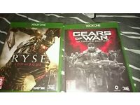2 xbox 1 games and a kinnect