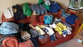 Huge Boys Clothing Bundle *Still Avaliable*
