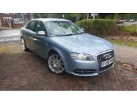 2005 Audi A4 Tdi S Line FULL SERVICE HISTORY CAMBELT CHANGED