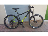 VooDoo Bantu Mountain Bike for sale brand new only used it a couple of times