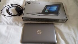 HP Pavillion X2 Detachable 10 inch Laptop Cum Tablet