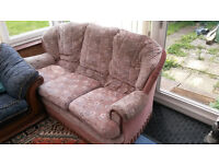 Free Sofa and Arm Chairs