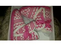 New Trespass slippers